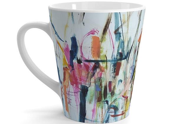 Carnivale Latte mug