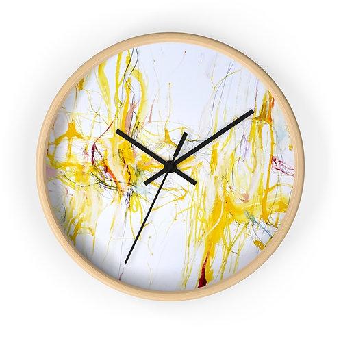 True Warmth Wall clock