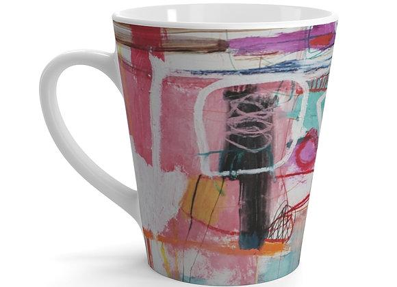 Free Style Latte mug