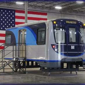 New Metrorail Trains Coming To Miami