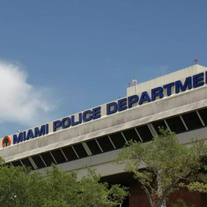 MIAMI POLICE OFFICERS MAY SOON HAVE NEW POLICY ON BEING SERVED WITH CIVIL PROCESS.