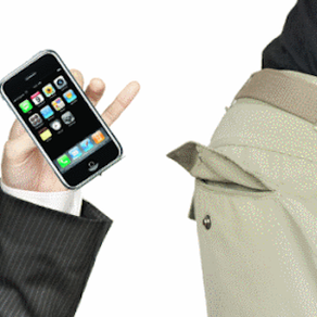 PROTECT YOUR FRIENDS IDENTITIES WHEN YOUR CELL PHONE IS LOST OR STOLEN