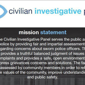 CIP PUBLIC PANEL MEETING SUMMARY OF CASES 6/19/2018.