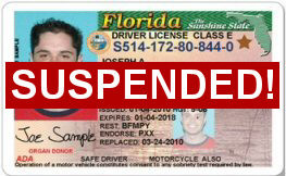 SOMEONE ELSE'S ACCIDENT CAN GET YOUR LICENSE SUSPENDED.