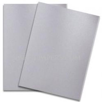 Metallic LILAC Card Stock Paper