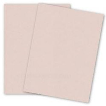 Metallic NUDE Card Stock