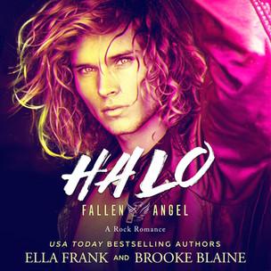 HALO (Fallen Angel Series #1)