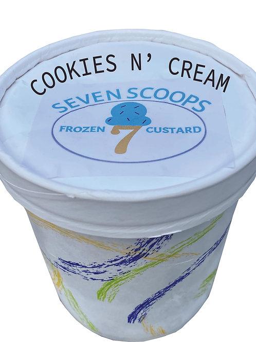 Cookies N' Cream Pint (G)