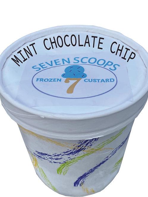 Mint Chocolate Chip Pint (G)