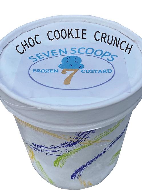 Chocolate Cookie Crunch Pint  (G)