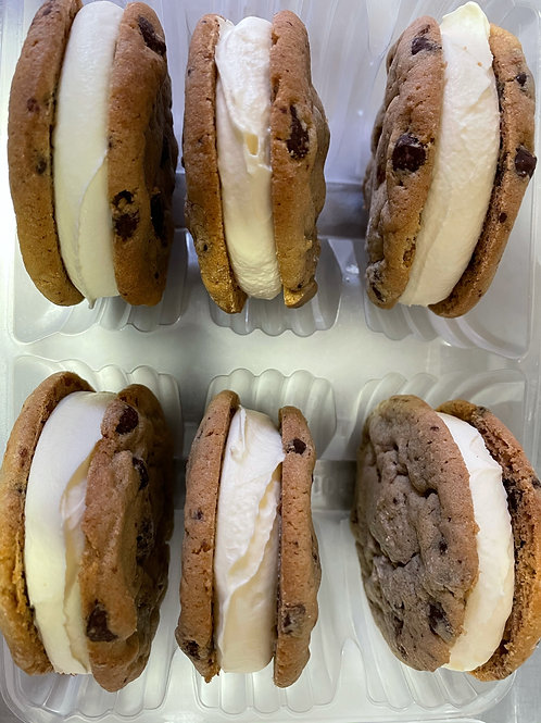 Mini Cookie Sandwiches 6-Pack