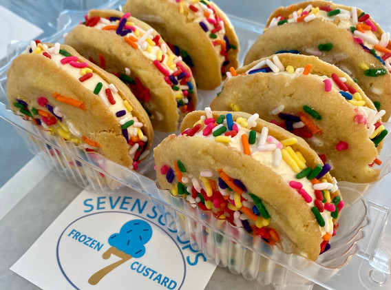 6-Pack of Sugar Cookie Sandwiches