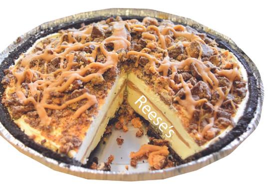 Reese's Custard Pie