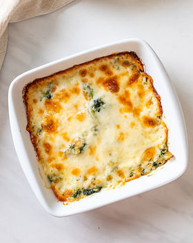 baked-spinach-lasagna-with-cheese-white-