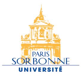 """Discussion on Verb """"être"""" at Université Paris-Sorbonne"""