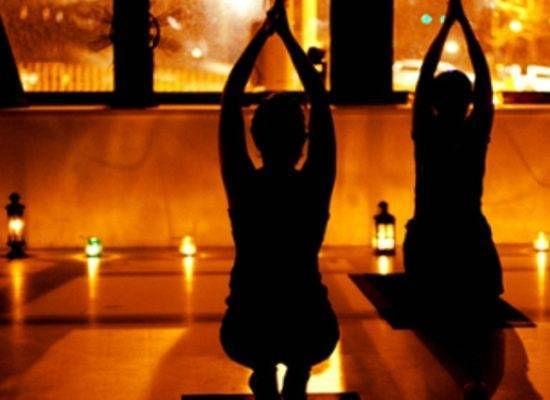 New Moon Candlelight Yoga