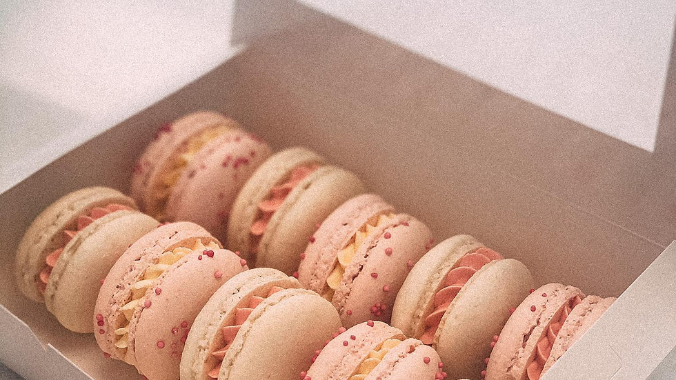 Mother's Day Macarons 2021
