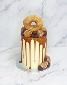 Cake. Donuts. Caramel. Maltesers. Need I