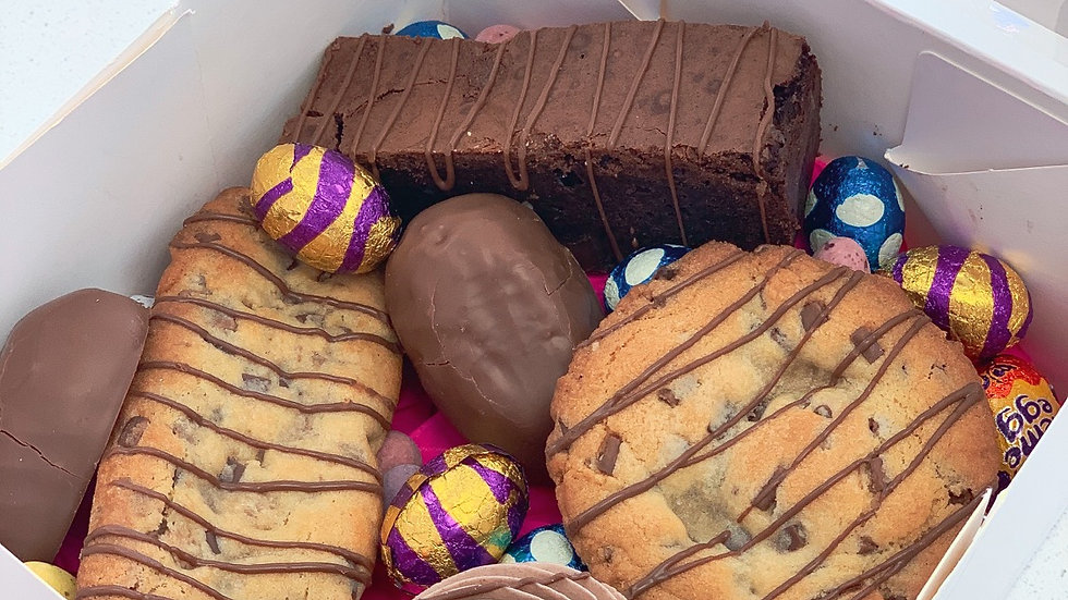 *Pick Up Only* Easter Treat Box - Small