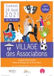 Village des associations le 28 Août