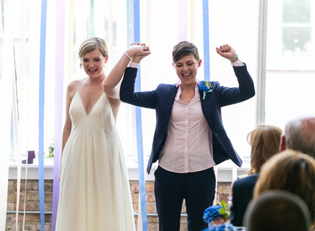 How To Plan An LGBTQ+ Wedding (Part 2: Getting Personal)