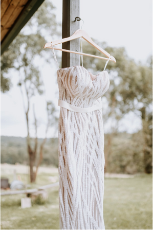 Jennas wedding dress