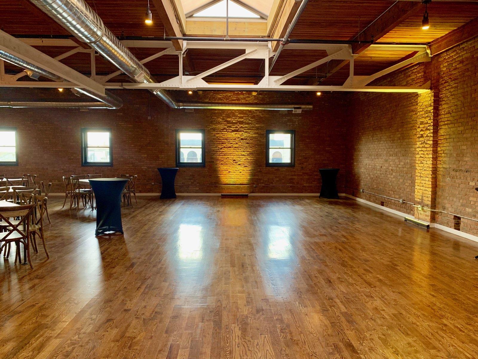 zephyr dance floor