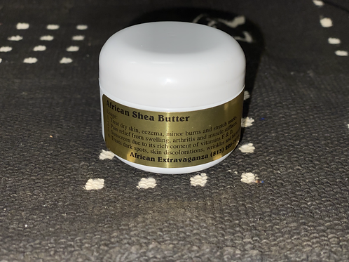 Regular shea butter
