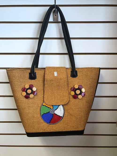 African fashion purse