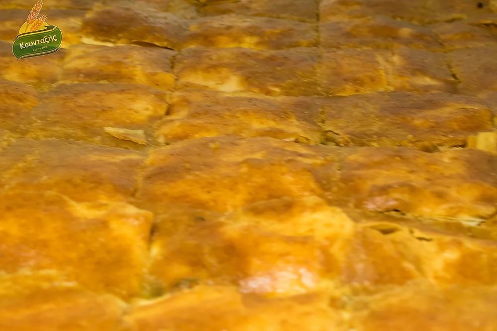 Σπανακόπιτα νηστίσιμη με τραγανή κρούστα