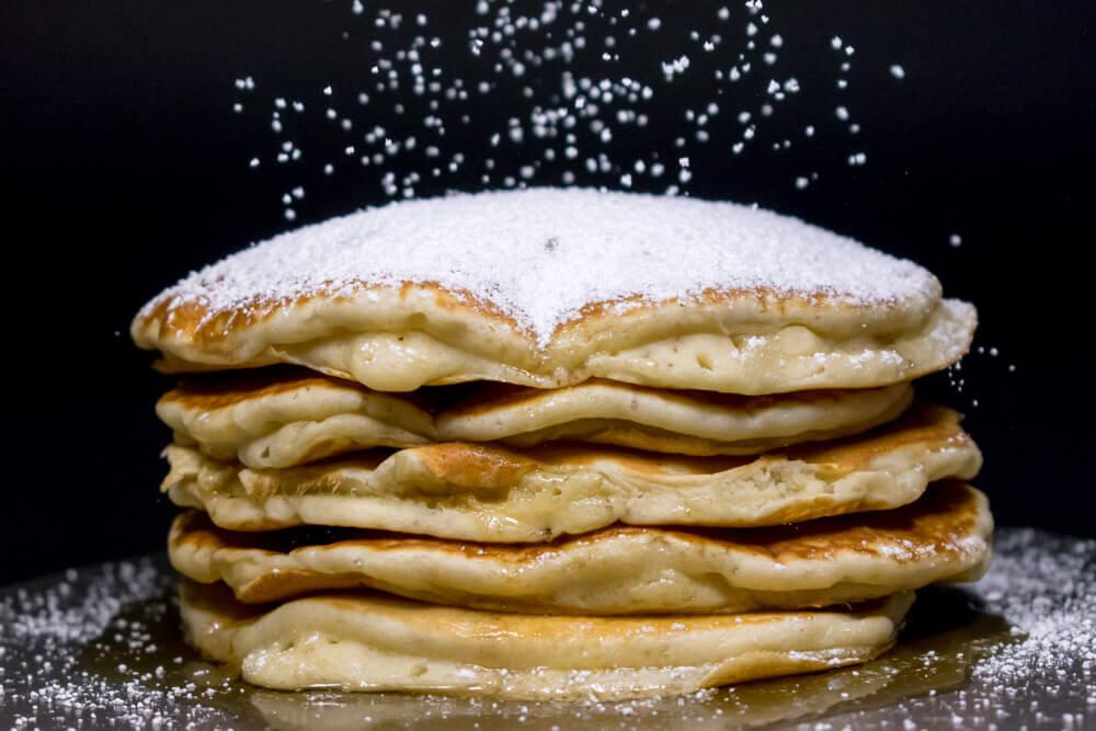 Flapjacks Αμερικάνικα Pancakes