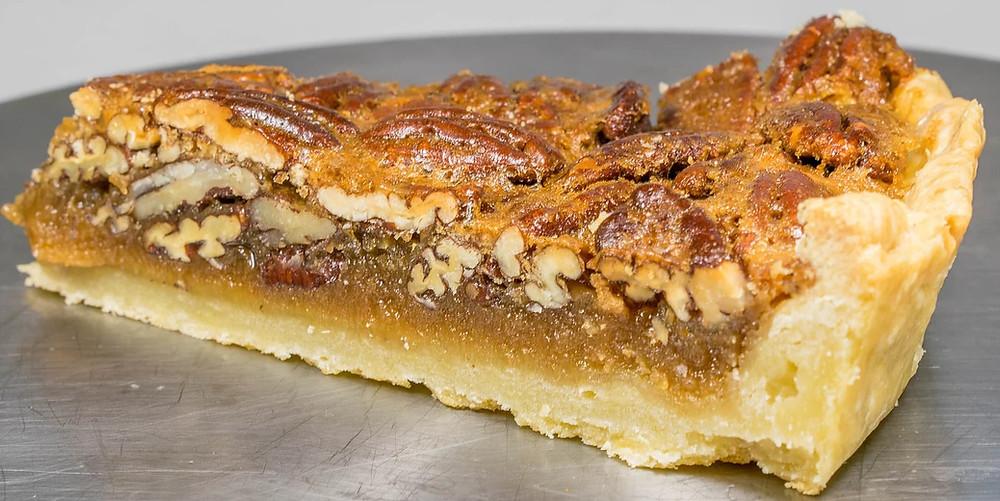 Αυθεντική αμερικάνικη Pecan Pie