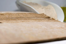 Φύλλο πίτας ολικής άλεσης