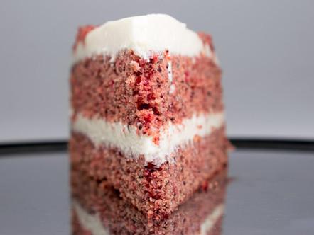 Αυθεντικό Red Velvet Cake (χωρίς χρώμα και παντζάρι)