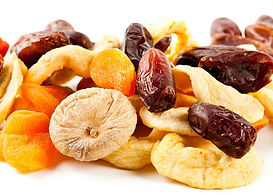 Φρούτααποξηραμένα σακχαρόπηκτα