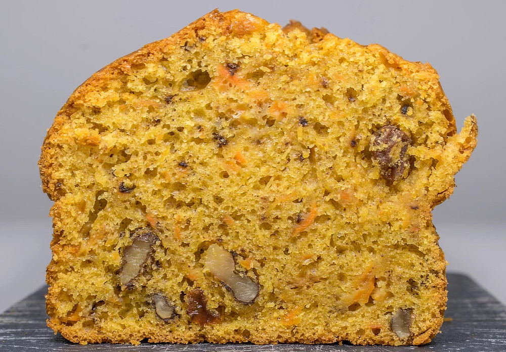Κέικ Καρότο (Μείγμα)