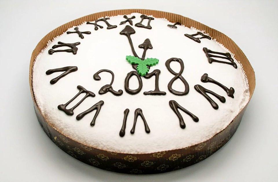 Βασιλόπιτα σπιτική κέικ
