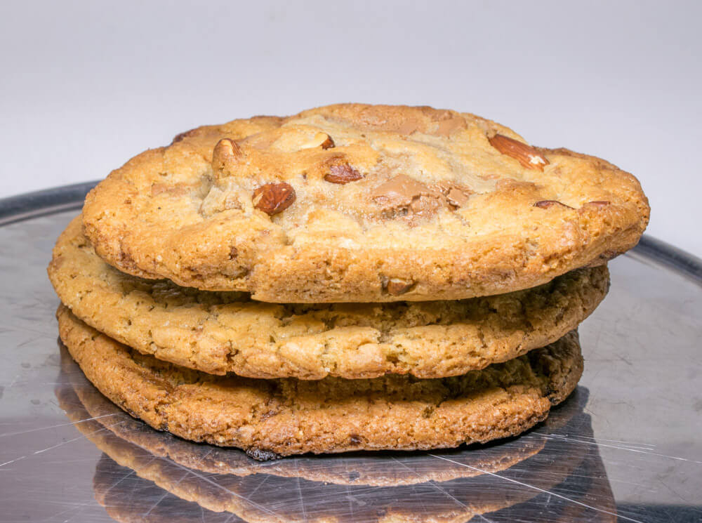 Cookies ΙΟΝ Αμυγδάλου
