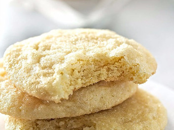 Soft Cookies Βανίλιας (Μίγμα)