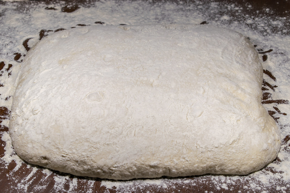 Τσιαπάτα (ciabatta)