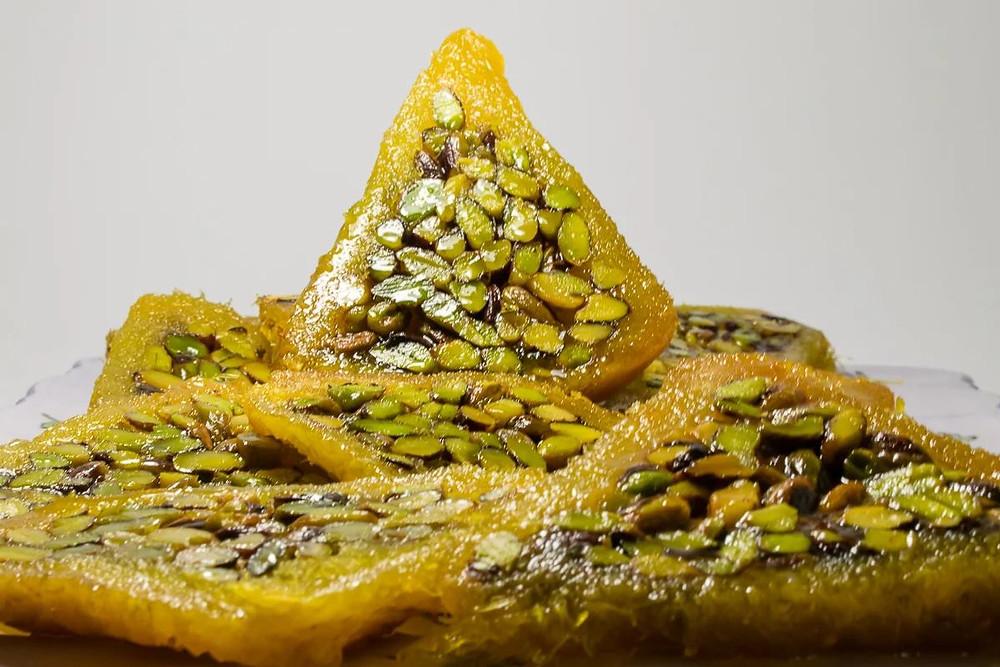 Φαϊσαλίε-Τρίγωνο Κανταΐφι με Αιγίνης