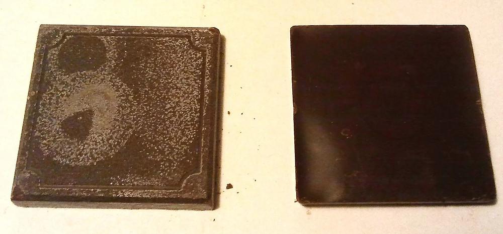 Ελαττώματα κατά την επεξεργασία της Σοκολάτας