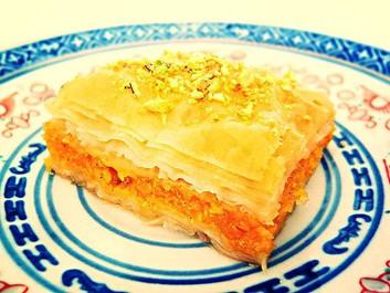 Μπακλαβάς με Πορτοκάλι (Portokali Βaklava)