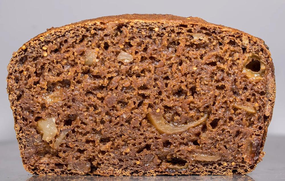 Γερμανικό μηλόψωμο - German Apple Bread