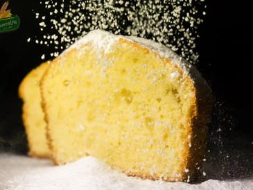 Κέικ βανίλιας της Μαρίας