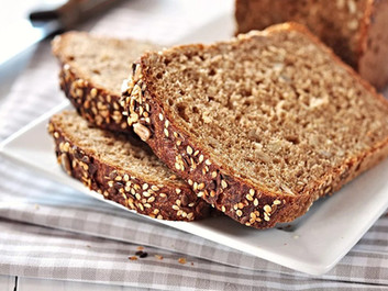 Ψωμί του Τοστ με αλεύρι Ολικής Άλεσης και Ελαιόλαδο