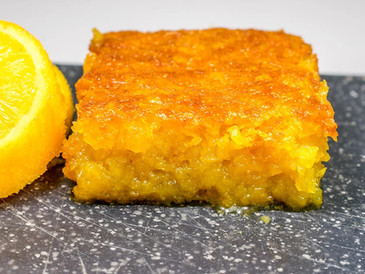 Πορτοκαλόπιτα (Μίγμα)