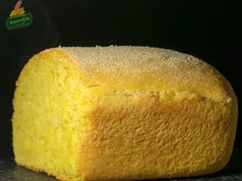 """""""Χρυσό"""" ψωμί με σιμιγδάλι και κουρκουμά"""