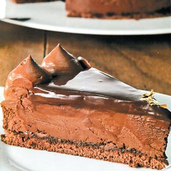 Trifle Σοκολάτας