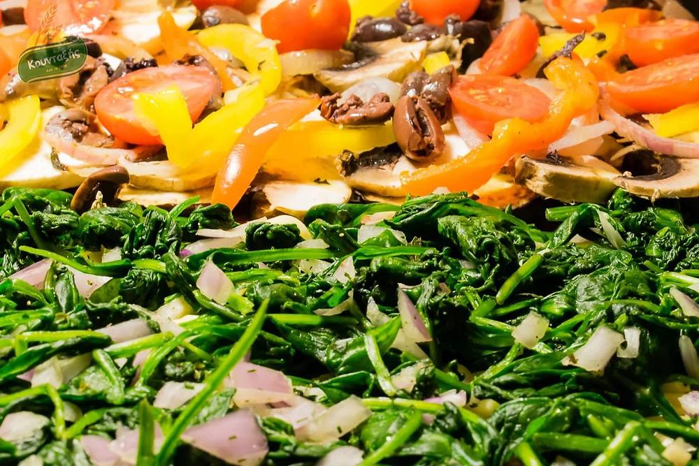 Μαύρο Ζυμάρι Πίτσας (ολικής)